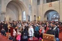 Duminica Vameșului și a Fariseului la Catedrala Episcopală din Oradea
