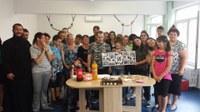 Elevi de la Liceul Ortodox din Oradea  în sprijinul bolnavilor de autism din județul Bihor