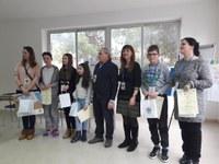 Elevi şi profesori de la Liceul Ortodox din Oradea în Italia