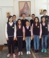 Elevii Liceului Ortodox din Oradea premiați la concursurile și olimpiadele școlare