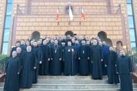 Episcopul Oradiei a prezidat conferinta preotilor din Protopopiatul Marghita