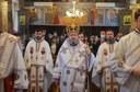 Episcopul Oradiei a sfințit lucrările de înnoire  ale bisericii parohiale din satul Curtuișeni