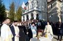 Episcopul Oradiei a vizitat parohia Aleșd I