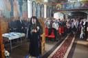 Episcopul Oradiei în parohia Husasău de Criș de prăznuirea Sfântului Apostol Andrei