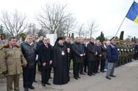 Eroii revoluţiei din Decembrie 1989 pomeniţi şi comemoraţi la Oradea