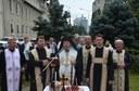 Eroul naţional Avram Iancu comemorat la Oradea de prăznuirea Nașterii Sfântului Prooroc Ioan Botezătorul