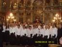 """Etapa eparhială a Concursul naţional de muzică bisericească """"Lăudaţi pe Domnul"""""""