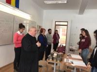 Etapa judeţeană a Olimpiadei de religie ortodoxă în Episcopia Oradiei