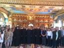 Examen de  finalizare a studiilor la Facultatea de Teologie Ortodoxă din Oradea