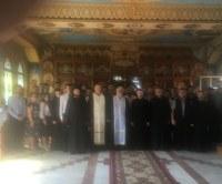 """Examen de licenţă la Facultatea de Teologie Ortodoxă """"Episcop Dr. Vasile Coman"""" din Oradea"""