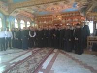 Examen de licenţă la Facultatea de Teologie Ortodoxă din Oradea