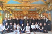 Examene finale și depunerea jurământului de credință la Facultatea de Teologie Ortodoxă din Oradea