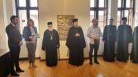 Expoziție de obiecte bisericești din tezaurul Episcopiei Tulcii la Oradea