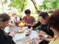 Expoziţie pascală la Oradea