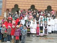 """Festival de colinde """"Hristos Se naște, măriți-L"""" la Marghita"""