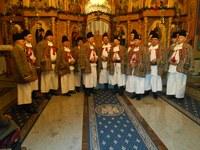 Festival de colinde și tradiții creștine la Aleșd
