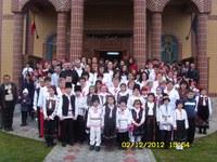 Festival de colinde şi tradiţii creştine la Aleşd