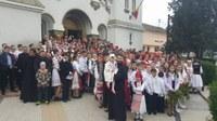 """Festivalul de pricesne """"La umbra Crucii Tale"""" a debutat în Protopopiatul Tinca"""