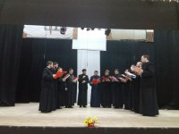 """Festivalul de Pricesne """"La umbra Crucii Tale"""" Ediția a II-a, în Protopopiatul Tinca"""
