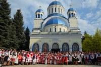 """Festivalul de pricesne  """"La umbra Crucii Tale"""" în Protopopiatul Oradea"""