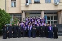 """Festivitate de absolvire la Facultatea de Teologie Ortodoxă  """"Episcop Dr. Vasile Coman"""" din Oradea"""