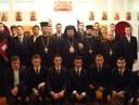 """Festivitate de absolvire la Liceul Ortodox """"Episcop Roman Ciorogariu"""" din Oradea"""