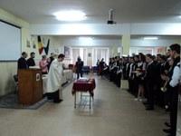 """Festivitate de absolvire pentru a șasea promoție a Liceului Ortodox """"Episcop Roman Ciorogariu"""" din Oradea"""