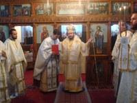 Hirotonie şi instalare de preot în parohia Iteu