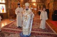 Hramul Paraclisului Episcopal de la Centrul Eparhial