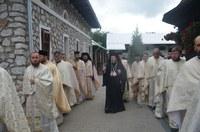 Hramul Schimbării la Față a Domnului la Mănăstirea Izbuc