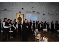 Identitate naţională, identitate europeană Conferinţe pentru elevi la Oradea