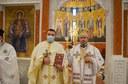 Ierarhul Oradiei a slujit la Catedrala Episcopală din Oradea în Duminica dinaintea Nașterii Domnului