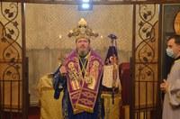 Ierarhul Oradiei Mari și-a serbat ocrotitorul spiritual, Sfântul Patriarh Sofronie al Ierusalimului
