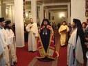 Înălţarea Domnului prăznuită la noua Catedrală