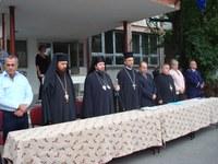 """Început de an şcolar la Liceul Ortodox """"Episcop Roman Ciorogariu"""" din Oradea"""