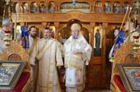 """Începutul Triodului la biserica """"Buna Vestire"""" din Oradea"""