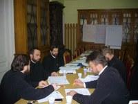 Intalnire a nucleului grupului FORTE din Eparhia Oradiei