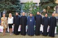 Intalnire cu profesorii de la Liceul Ortodox