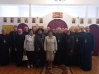 Întâlnire festivă cu preoții pensionari din Protopopiatul Oradea