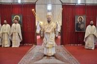 Întâmpinarea Domnului prăznuită la Catedrala Episcopală din Oradea