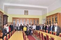 Interviu la Centrul Eparhial pentru participanții la concursul naţional de titularizare și cei care își depun dosare de continuitate pentru a preda Religie