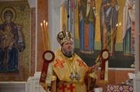 Liturghia Joii celei Mari la Catedrala Episcopală din Oradea