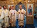 Liturghie arhierească de hramul bisericii din Sânnicolau de Beiuş