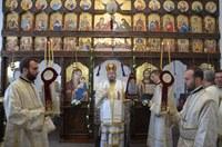 Liturghie arhierească în biserica parohială din Băile Felix