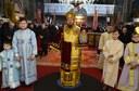 Liturghie arhierească în biserica parohială din Tărian
