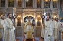 Liturghie arhierească în biserica Sfântul Ierarh Nicolae din Girișu Negru