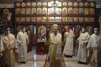Liturghie arhierească în parohia Băile Felix