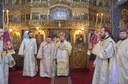 Liturghie arhierească în Parohia Ciumeghiu