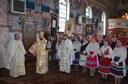 Liturghie arhierească în Parohia Ghighişeni din Eparhia Oradiei