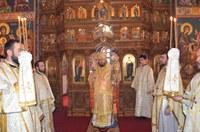 Liturghie arhierească în parohia Oradea-Podgoria